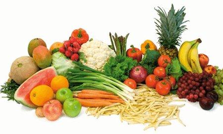 buah sayur