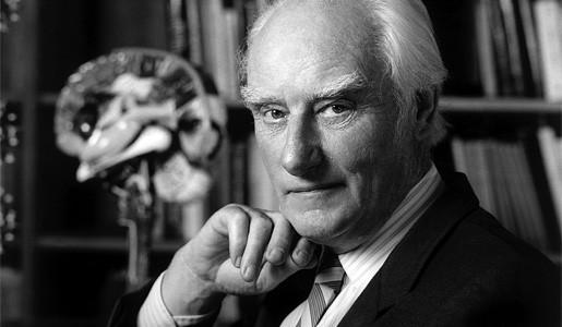 Fracis Crick. Bersama Watson menemukan struktur DNA