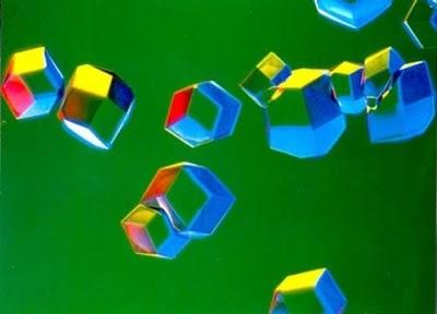Foto-foto mikroskop elektron (2) : Sel dan jaringan makhluk hidup 5