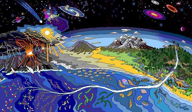 Perkembangan baru teori asal-usul kehidupan 2