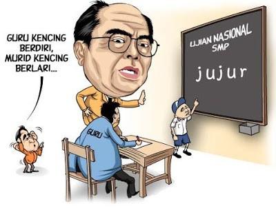 Refleksi UNAS 2011 : Ketika Kejujuran Dimusuhi 1