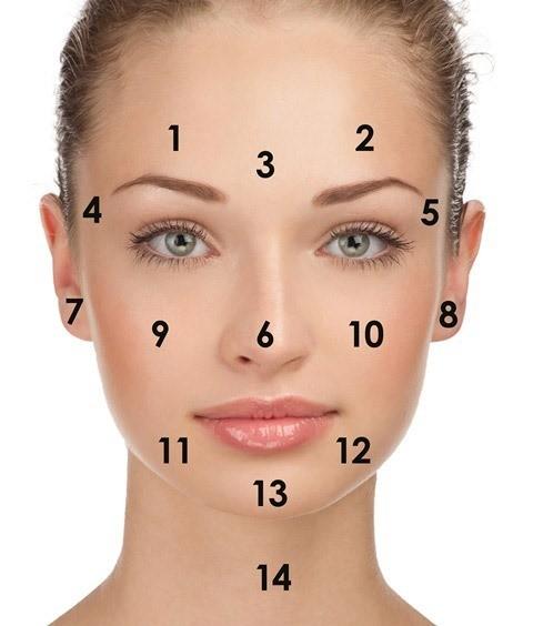Melihat kesehatan tubuh dari arti jerawat yang tumbuh di wajah 1