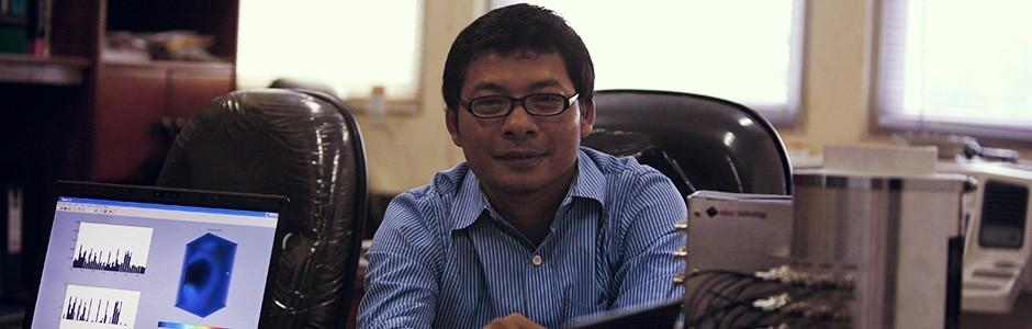 Warsito Purwo Taruno, Putra Indonesia penemu ECVT 1