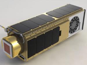 Satelit peneliti kehidupan di luar angkasa 1