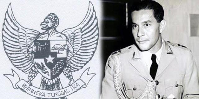 Pencipta Lambang Garuda Pancasila Ternyata seorang Eks Tentara Belanda 2