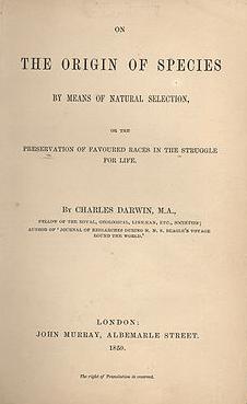 Charles Darwin sang pencetus Teori Evolusi 1